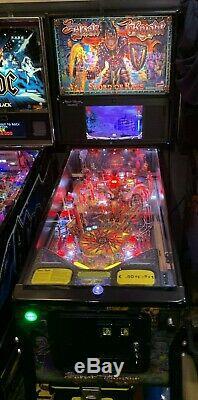 Stern Black Knight Sword Of Rage Pinball Machine