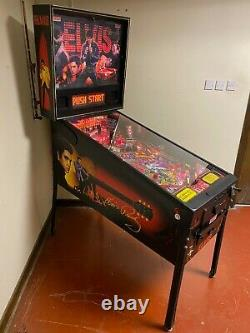 Stern Elvis Pinball Table