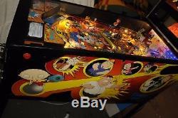 Stern Family Guy Pinball Machine 100% Working