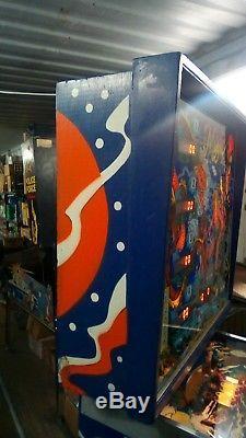 Stern MAGIC Retro Arcade Pinball Machine 1978 Fully Working