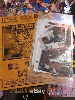 Stern PlayBoY Pinball machine (2002)