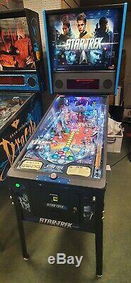 Stern STAR TREK Pinball WITH FREE DELIVERY THIS WEEK