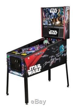 Stern STAR WARS Pro BRAND NEW PINBALL MACHINE