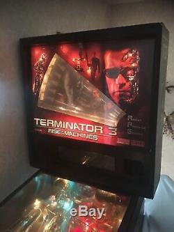 Stern T3 Terminator 3 Pinball Machine