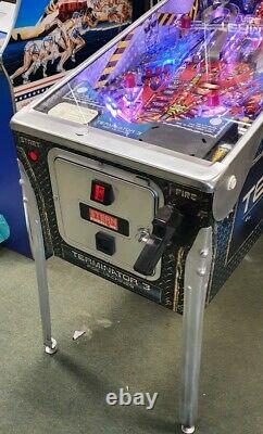 Stern TERMINATOR 3 Pinball FREE DELIVERY THIS WEEK