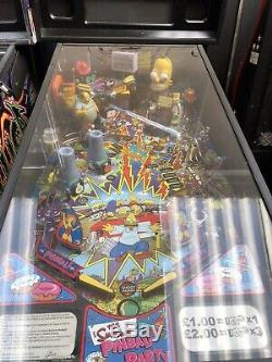 Stern The Simpsons Pinball Party 2003