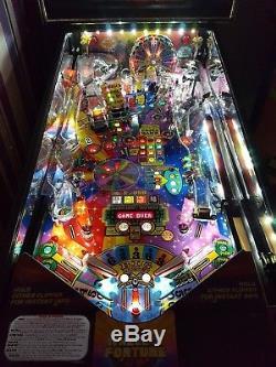 Stern Wheel Of Fortune Pinball Machine