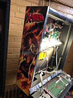 @@@ Stern X-men Pro Pinball Home Use Only Excellent Condition Stern Pin! @@@