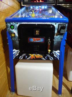 Stern XMLE Wolverine Pinball