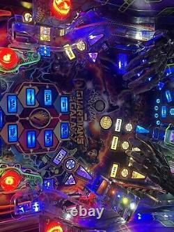 Stern pinball machine Guardians Of The Galaxy LE