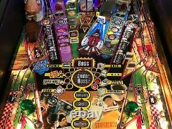 Stern's The Sopranos Pinball Table Arcade Machine Ready to Play Game Room