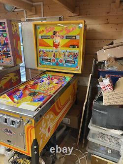 Strikes & Spares Pinball Machine