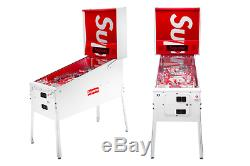 Supreme Stern Pinball Machine Brand New
