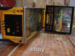 TAXI 1990 Pinball Machine