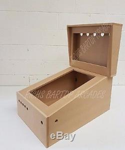 The Mini Pinball Arcade Cabinet Diy Kit Bartop Arcade ...