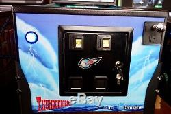 THUNDERBIRDS Arcade Pinball Machine Home Use Only Excellent Condition