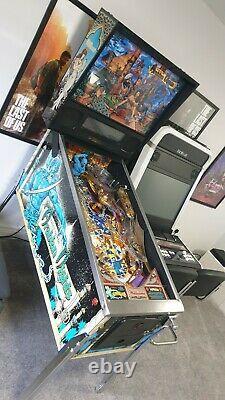 Tales Of The Arabian Nights Pinball Machine TOTAN
