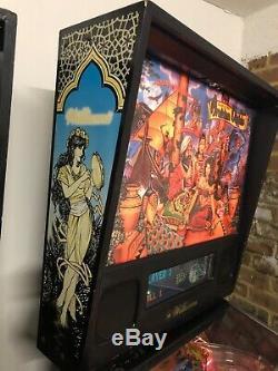 Tales of the Arabian Nights Pinball Machine (TOTAN)