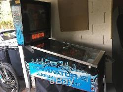 Terminator 2'Judgement Day' Pinball Machine