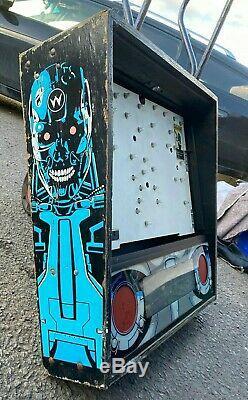 Terminator 2 arcade pinball extreme project
