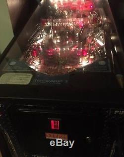 Terminator 3 pinball machine