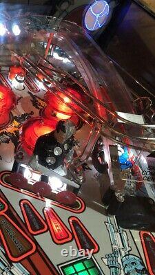 Terminator Pinball Machine