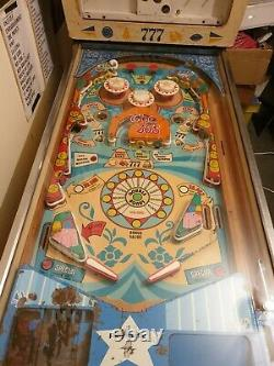 The 30'S Playmatic Pinball Machine