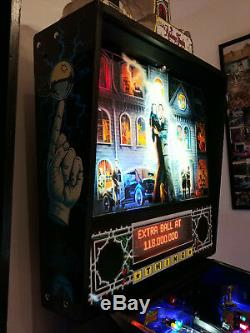 The Addams Family Pinball Machine by Bally in Excellent Collectors Condition
