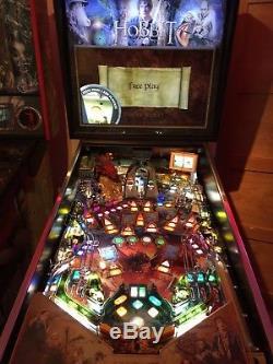 The Hobbit Pinball Machine JJP