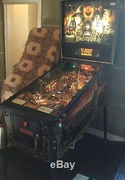 The Lord Of The Rings Pinball Machine