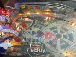 The Machine' Bride of Pinbot Pinball Machine by Williams 1991