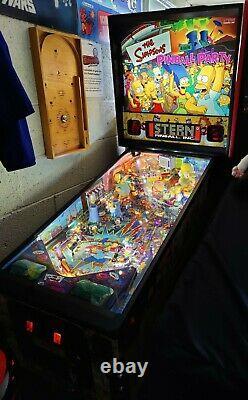 The Simpsons Pinball Party Pinball Machine
