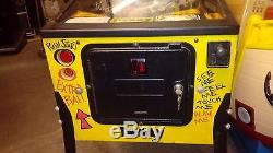 The Who's Tommy Pinball Wizard By Data East Coin Operated Pinball Machine