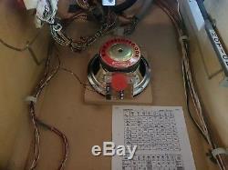 Theatre of Magic Pinball Machine, in great condition