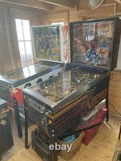 Time Machine Pinball Machine CASH OR BANK TRANSFER ONLY