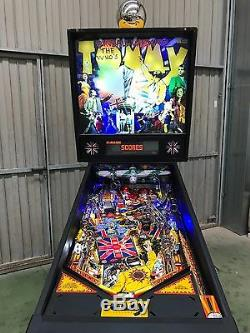 Tommy Pinball Machine