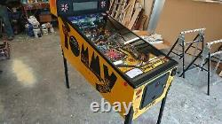 Tommy (The Who) Pinball Machine Music Memorabilia- Warrantied