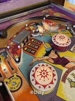 Torch Pinball Machine