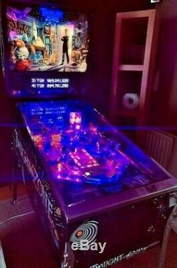 Twilight Zone Pinball Machine- 1993 Original, excellent condition