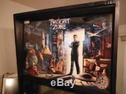 Twilight Zone Pinball Machine Midway Arcade Machine Nice. Free Shipping