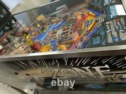 Twilight Zone Pinball Machine Stunning condition
