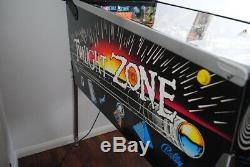 Twilight Zone pinball machine Great Condition