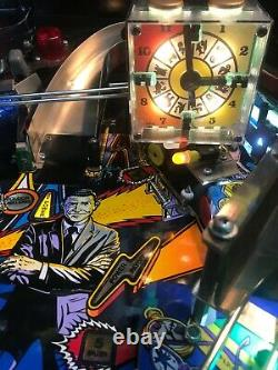 Twilight zone pinball pin sound loads of new parts/ see my other ad its cheaper