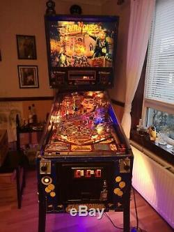 Used pinball machines coin operated gaming refurbished FUNHOUSE