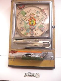 VINTAGE Nishijin Sophia Deluxe Super Pinball Machine Shiroi Kamome