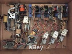 Vintage Bally Pinball Machine Spares huge job lot