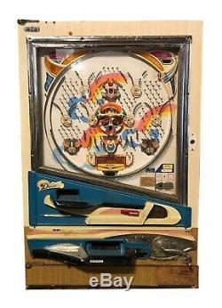 Vintage Daiichi New Vanguard Pachinko Japanese Pinball Machine 1970s Untested