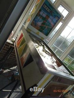 Vintage Gottlieb Baseball Pinball Flipper Table (not Working) Spares Or Repairs
