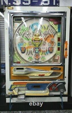 Vintage Nishijin Heiwa Custom Pachinko Pinball Game Arcade Machine Cool