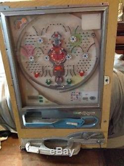 Vintage Nishijin Pachinko SuperDX Pinball Machine